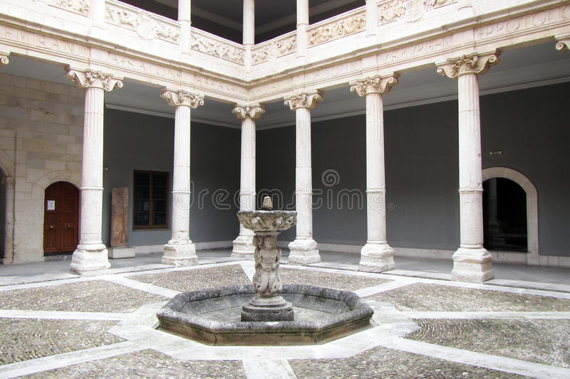 Museo di Burgos immagine stock libera da diritti