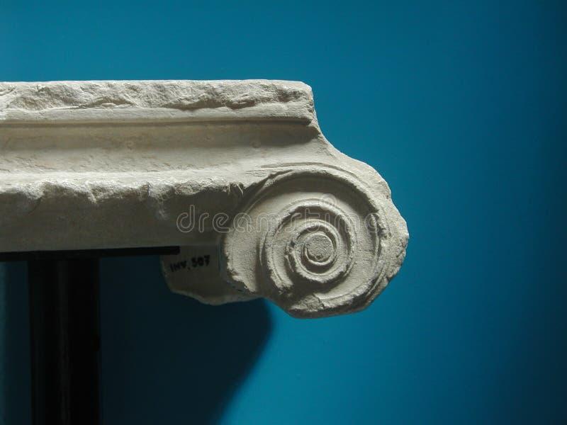 Museo di Callatis fotografia stock libera da diritti