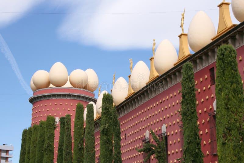 Museo di Dali fotografia stock libera da diritti