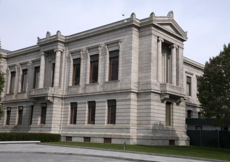 Museo di di arti fotografie stock libere da diritti