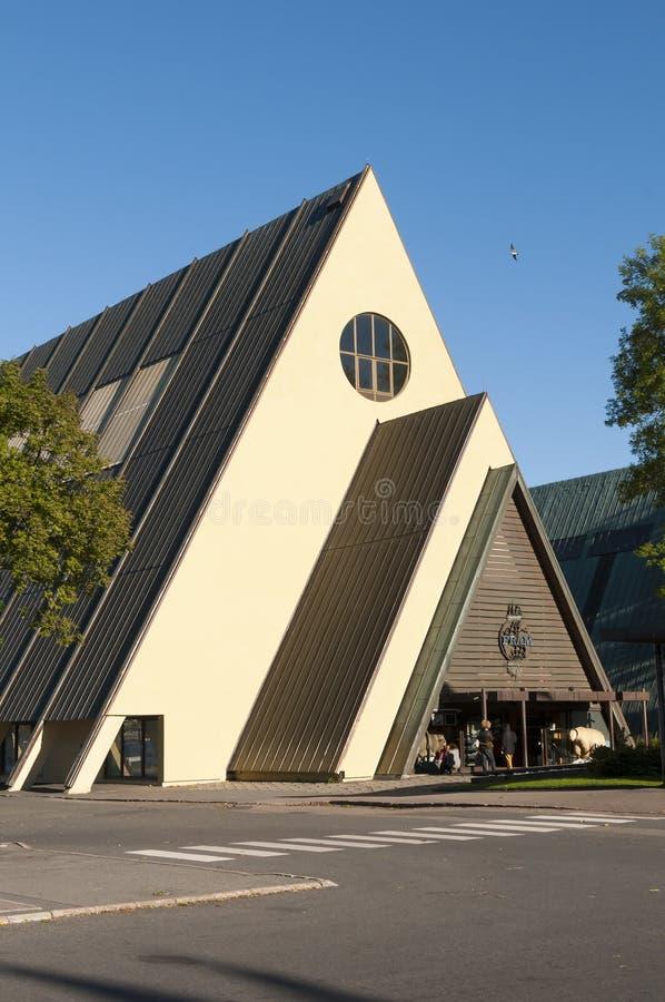 Museo di Fram, Oslo immagini stock