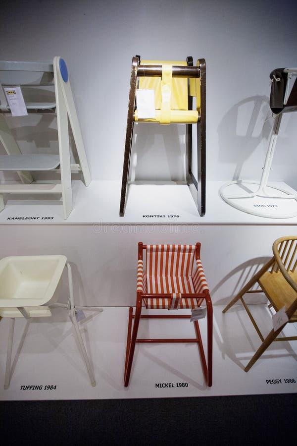 Museo di IKEA, Almhult, Svezia immagini stock libere da diritti