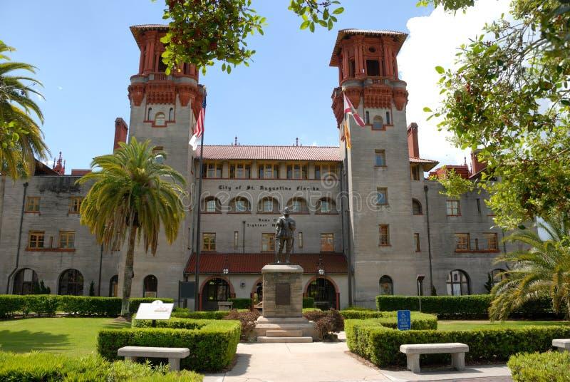 Museo di Lightner - hotel di Alcazar immagini stock