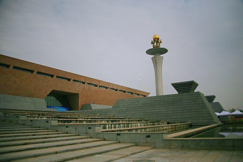 Museo di Luoyang immagine stock