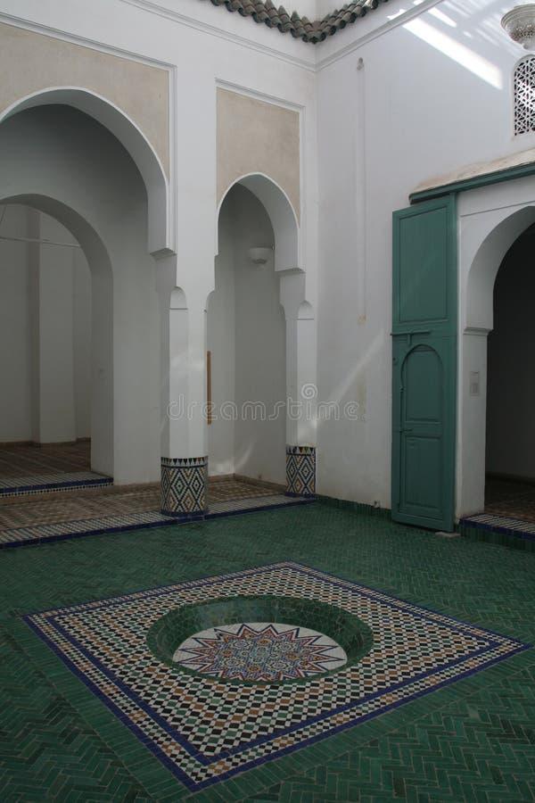 Museo di Marrakesh immagini stock libere da diritti