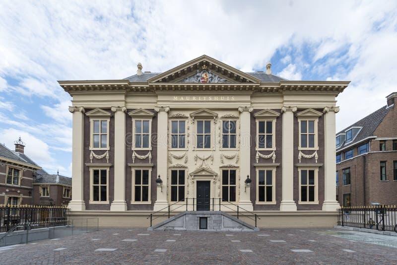 Museo di Mauritshuis immagine stock libera da diritti