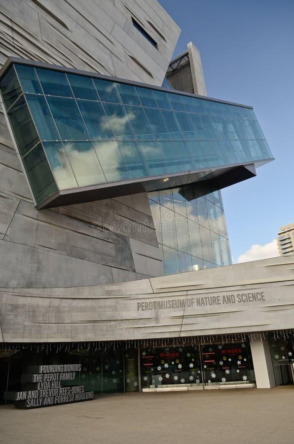 Museo di Perot della natura e della scienza immagine stock libera da diritti