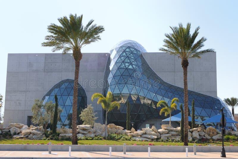 Museo di Salvador Dali immagini stock