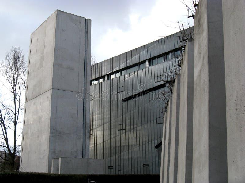 Museo di Shoah fotografie stock