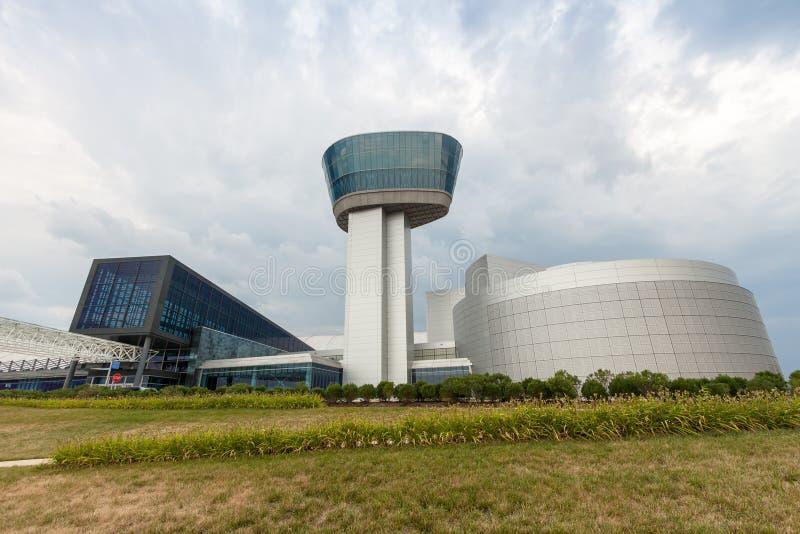 Museo di spazio e dell'aria, Dulles fotografie stock