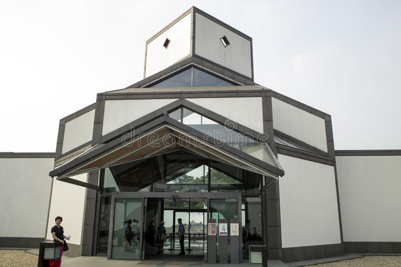 Museo di Suzhou fotografie stock libere da diritti