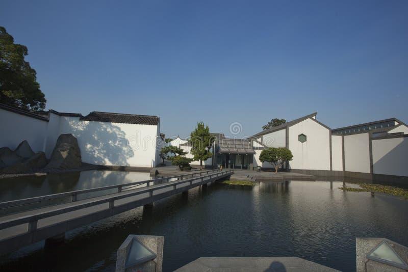 Museo di Suzhou immagine stock