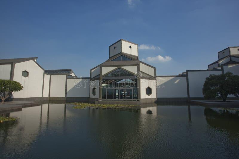 Museo di Suzhou immagini stock