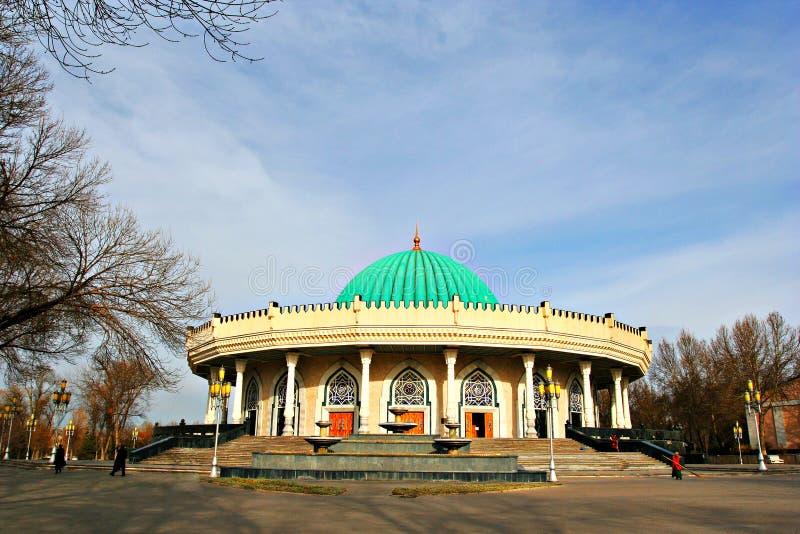 Museo di Tashkent, Uzbekistan immagini stock libere da diritti