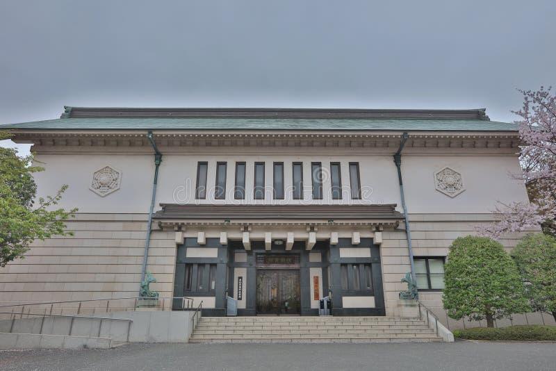 Museo di Yushukan, dei militari e di guerra, Tokyo immagini stock libere da diritti