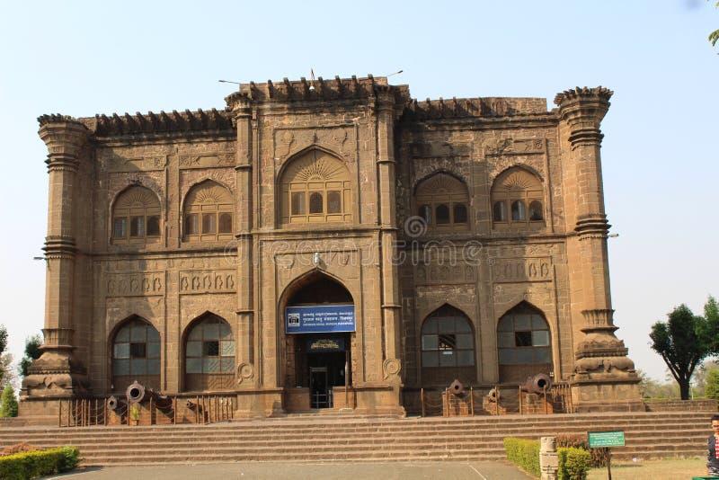 Museo a Golgumbaz il Karnataka fotografia stock