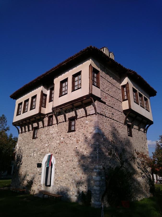 Museo histórico en el monasterio de Arapovsky fotos de archivo