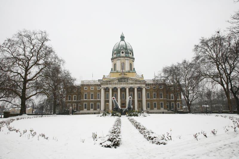 Museo imperial de la guerra, Lambeth en Londres imagen de archivo libre de regalías