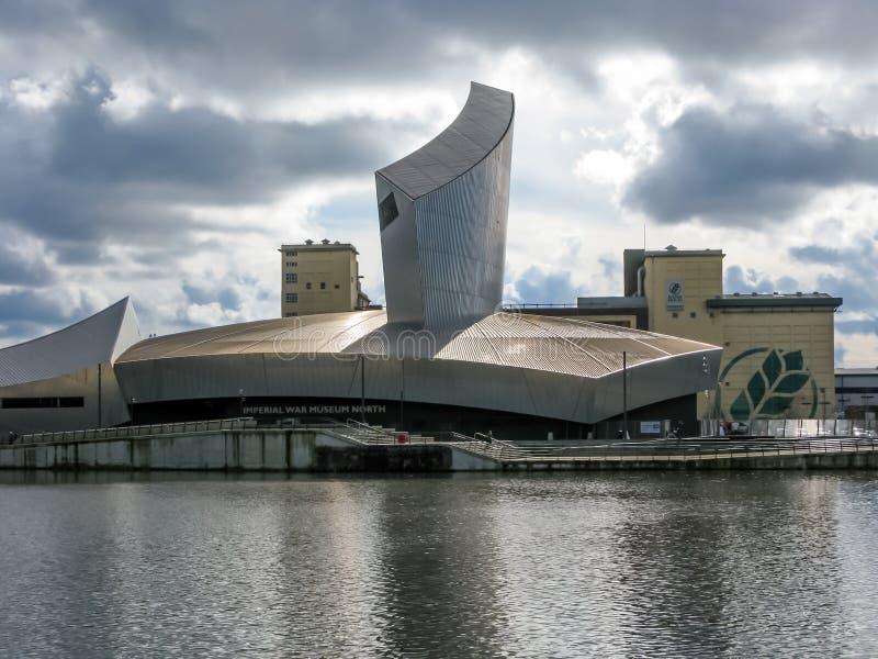 Museo imperiale del nord, Manchester, Regno Unito di guerra fotografie stock