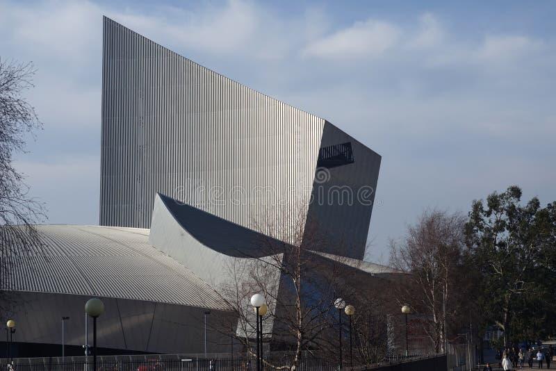 Museo imperiale di guerra del nord fotografie stock