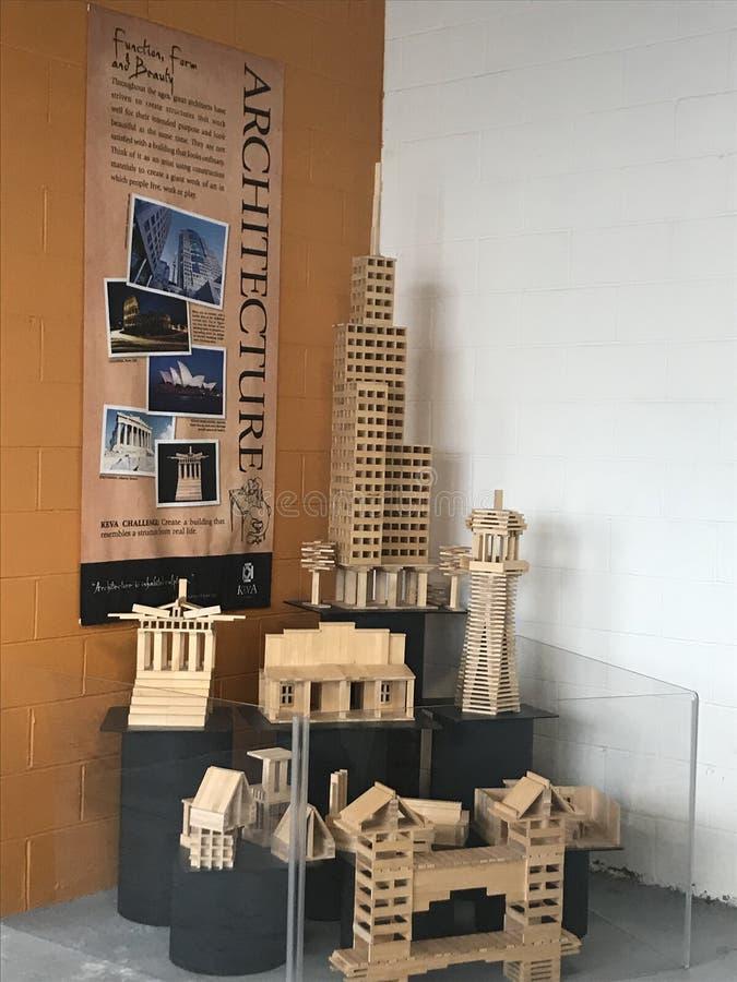 Museo Infantil Westchester en Rye, Nueva York imagen de archivo