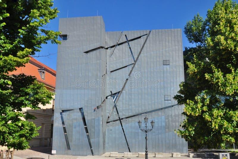 Museo judío, Berlín imagen de archivo