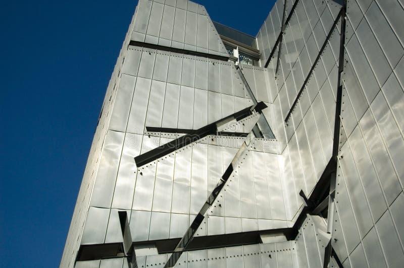 Museo judío en Berlín imagen de archivo