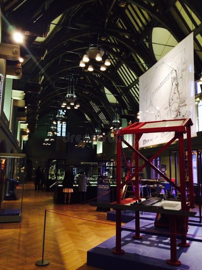 Museo Liverpool di V&A fotografie stock