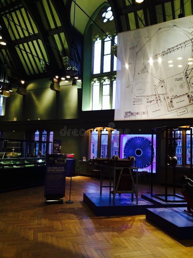 Museo Liverpool di V&A fotografie stock libere da diritti