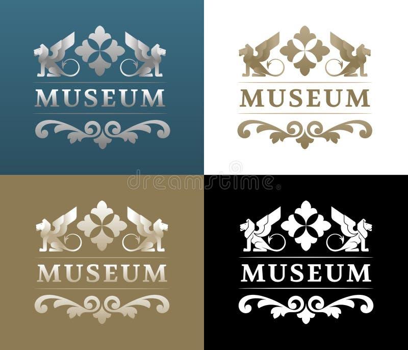 Museo Logo Design