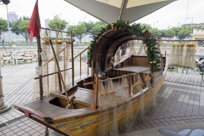 Museo marítimo en Macao imagen de archivo libre de regalías
