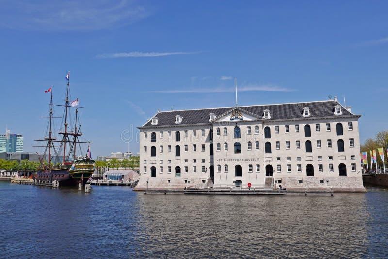 Museo marítimo nacional fotos de archivo libres de regalías