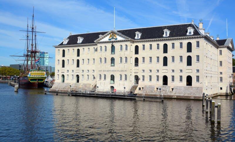 Museo marítimo nacional imágenes de archivo libres de regalías