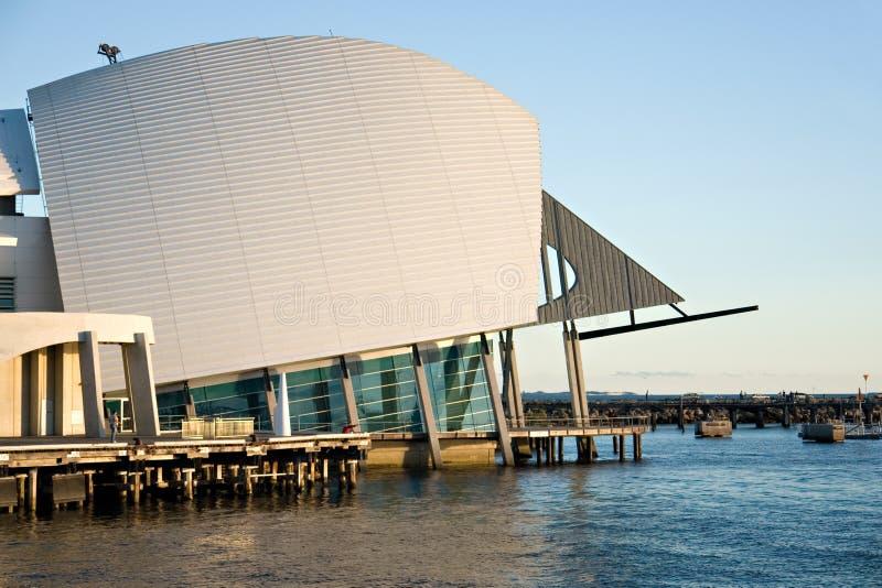 Museo marittimo di Fremantle immagini stock