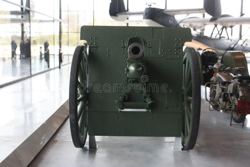 Museo militar nacional en Soest en Países Bajos fotos de archivo libres de regalías