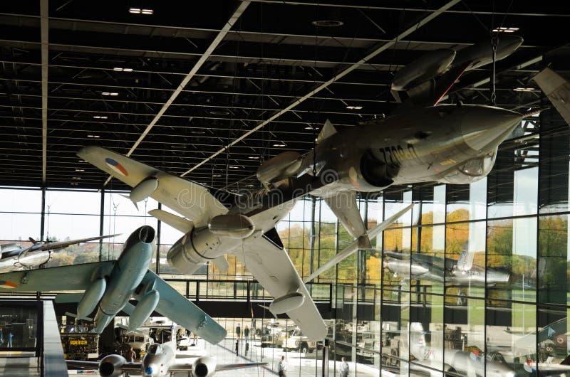 Museo militar nacional - los Países Bajos fotografía de archivo
