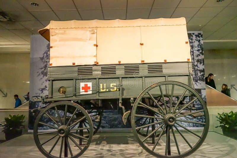 Museo nacional de la historia en Washington foto de archivo libre de regalías