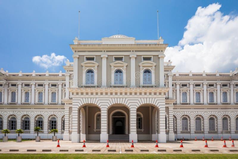 Museo Nacional, Singapur fotografía de archivo