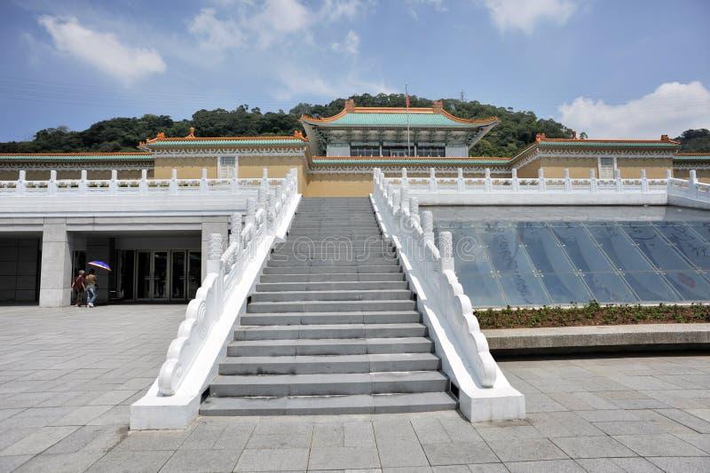 Museo nazionale del palazzo fotografie stock libere da diritti