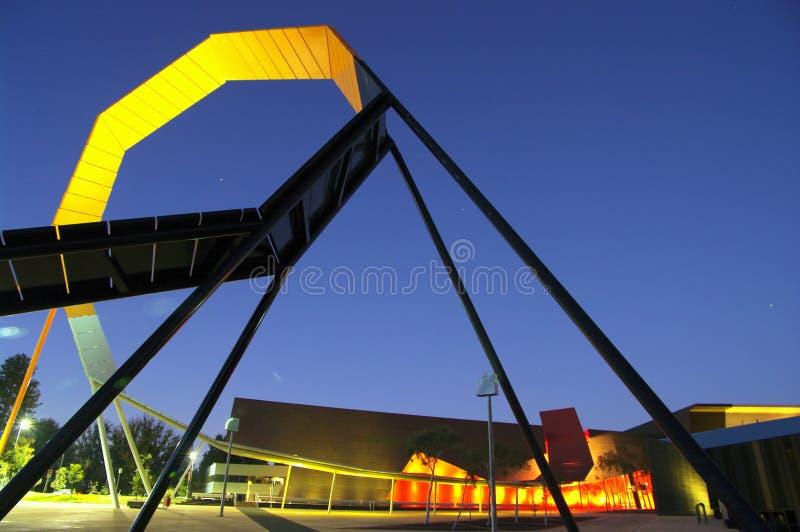 Museo Nazionale dell'Australia fotografie stock libere da diritti