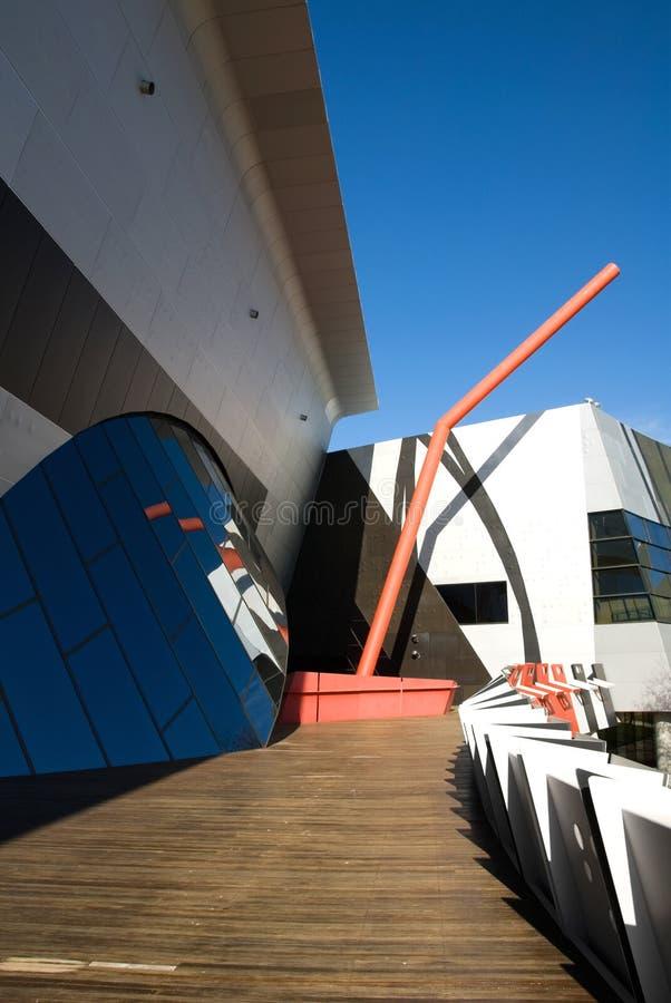 Museo Nazionale dell'Australia fotografia stock