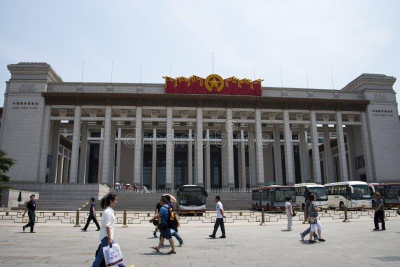 Museo nazionale della Cina immagine stock libera da diritti