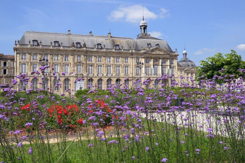 Museo nazionale delle abitudini in Bordeaux, Francia immagine stock libera da diritti