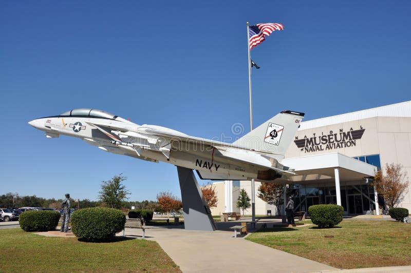 Museo Nazionale di aeronautica navale immagine stock