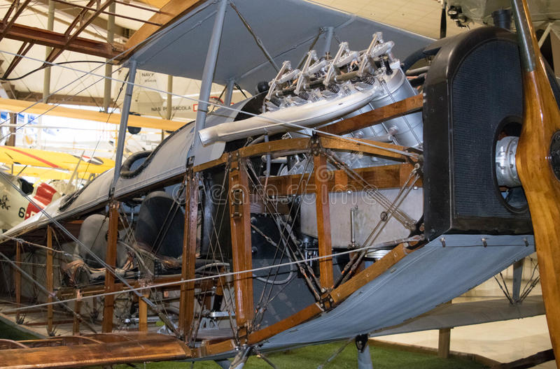 Museo nazionale di aviazione navale, Pensacola, Florida immagini stock libere da diritti