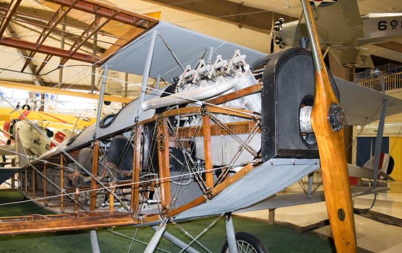 Museo nazionale di aviazione navale, Pensacola, Florida fotografie stock libere da diritti