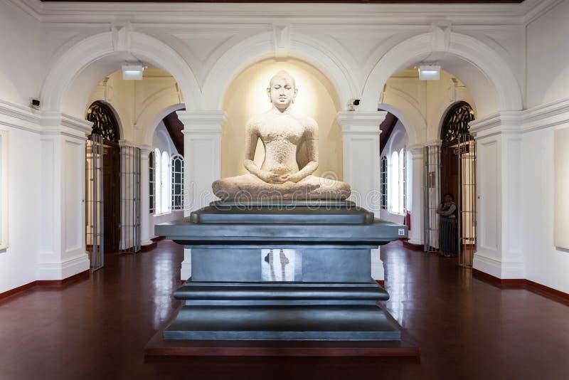 Museo nazionale di Colombo fotografie stock