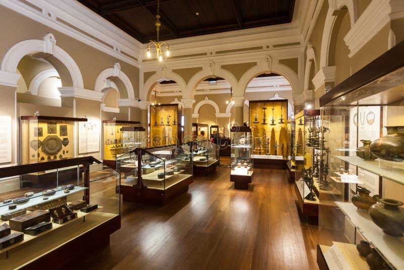 Museo nazionale di Colombo immagini stock