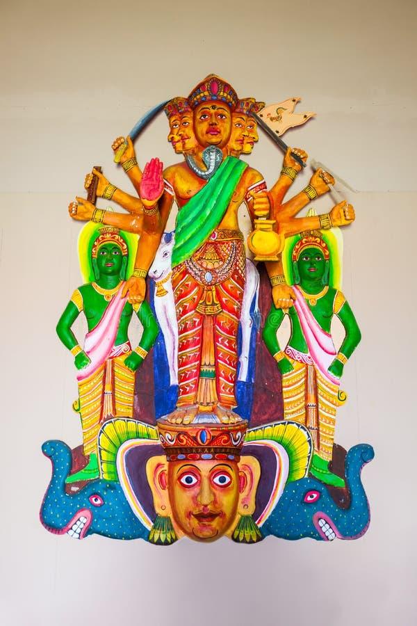 Museo nazionale di Colombo fotografia stock libera da diritti
