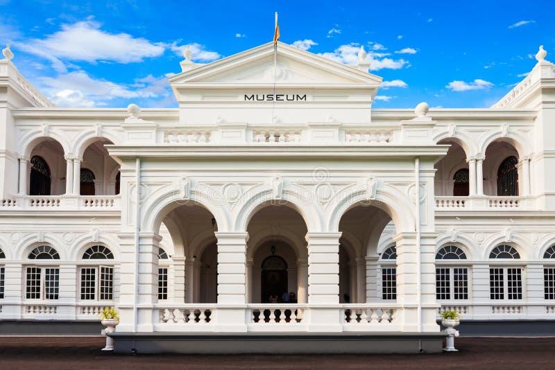 Museo nazionale di Colombo fotografie stock libere da diritti